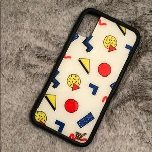 Emma Chamberlain x Wildflower IPhone X Case